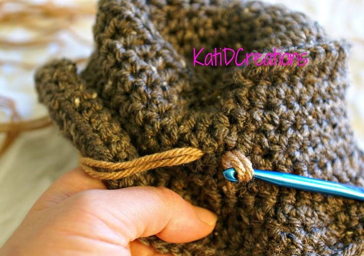 Fishing Hat Crochet Pattern – FREE Pattern!!! | KatiDCreations