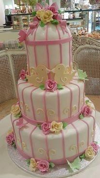 wedding cake - Cake by Christina Papadopoulou