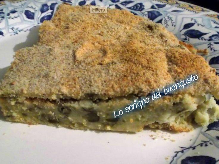 POLPETTONE GENOVESE                                    CLICCA QUI PER LA RICETTA http://loscrignodelbuongusto.altervista.org/polpettone-genovese/                                              #polpettone #liguria #secondipiatti #food #ricette #foodbloger