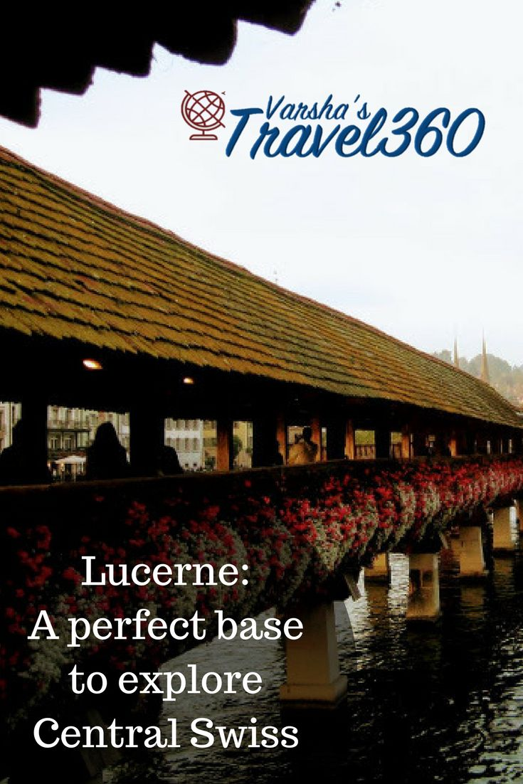 Why should you visit Lucerne when in Switzerland? Lucerne is a perfect place to …