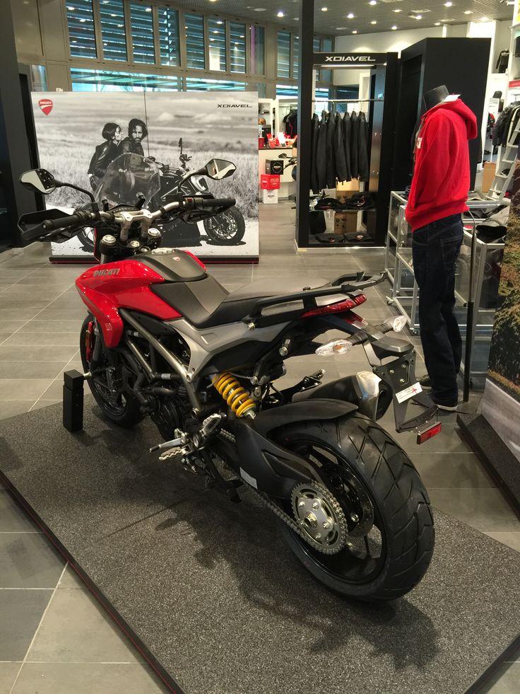 Ducati store in Borgopanigale Bologna