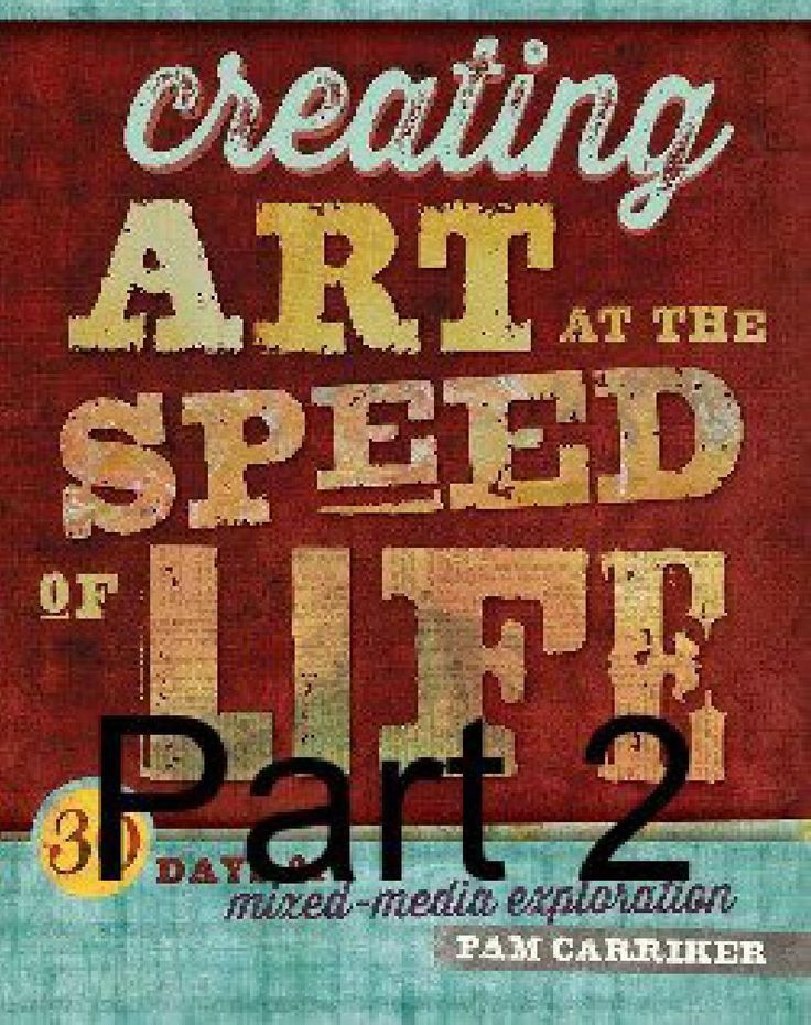 #ClippedOnIssuu from Creating_art @speed_of_life_Part1