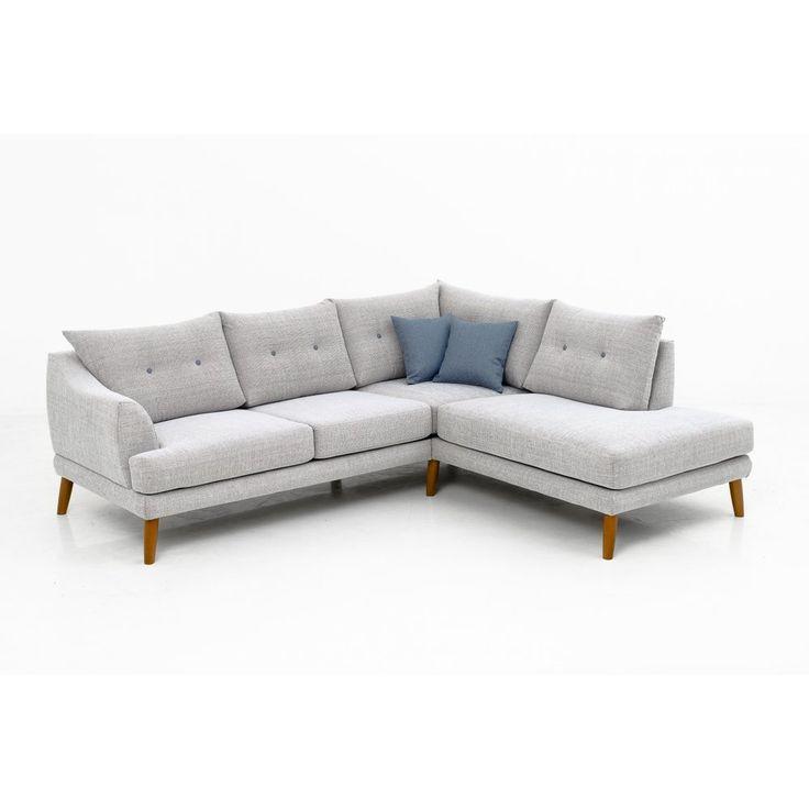 Köp - 11495 kr! Eden hörnsoffa - Valfri möbelklädsel!. Elegant hörnsoffa i hög kvalité! Välj bland en mängd olika