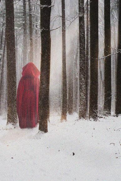 little red riding hood -- if you know the original photographer, please share!