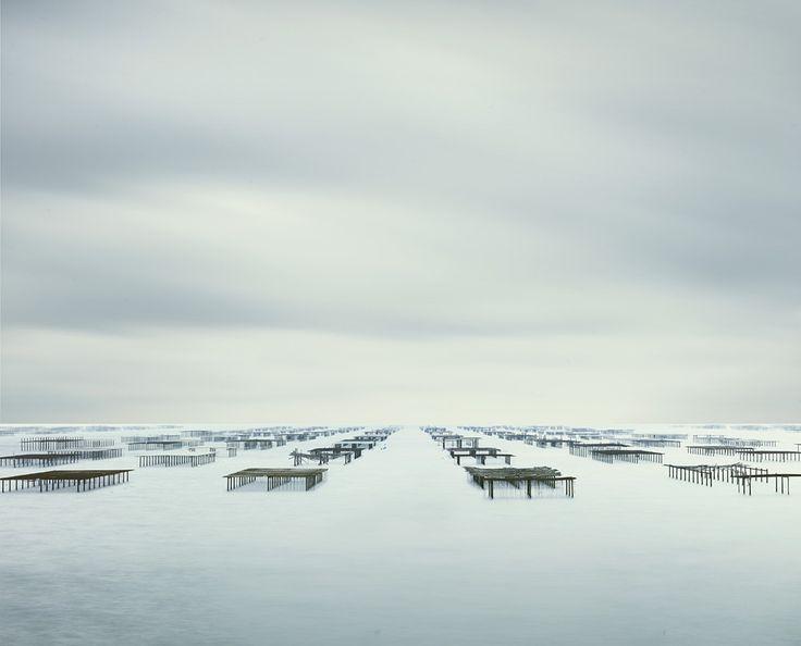 Oyster Racks, Meze, France (13x16,21x24,32x40,44x55)