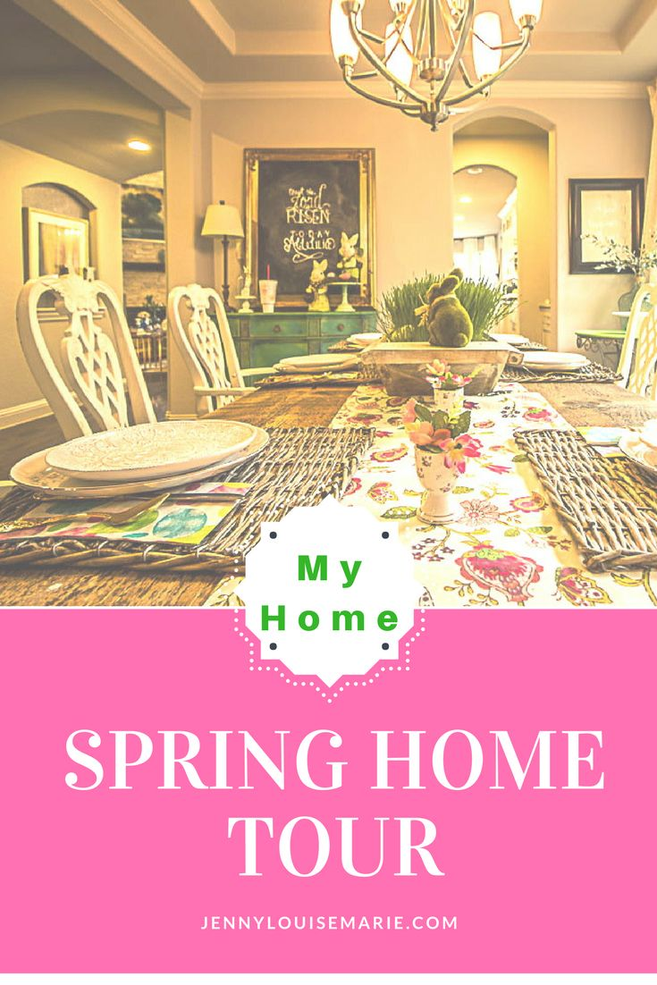 I'm opening my home for a spring home tour.  If you are still working on getting your home spring ready maybe I can give a little inspo.  Hop on over and take a peek!