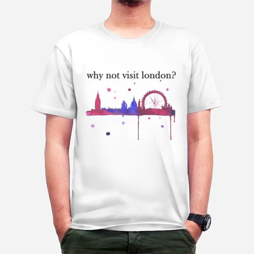 London dari tees.co.id oleh PISPOT Daily Cult