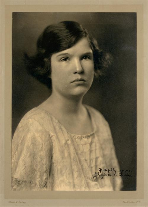 Elizabeth Hughes Gossett (August 19, 1907 - April 21, 1981) the daughter of U.S. Politician Charles Evans Hughes, was one of the first patients treated with insulin. She received over 42,000 insulin shots before she died in 1981.