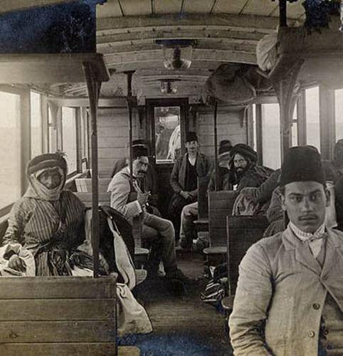 Old Damascus, Hejaz Railway Line