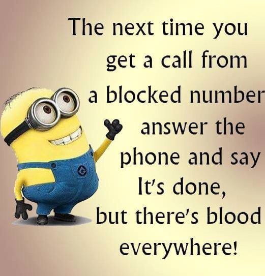 I must do this... with this b@@@@ that keeps calling... ughhh how i hate people that have nothing better to do with there lives...