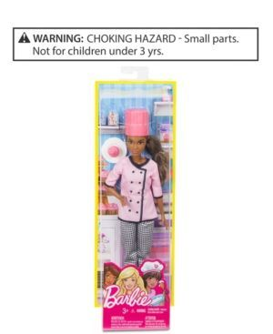 Mattel's Barbie Cupcake Chef Doll