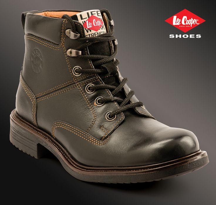 Lee Cooper men's boot. LC9578 Black #LeeCooper