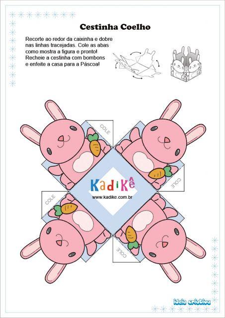 Anexos Projeto Páscoa Ideia Criativa