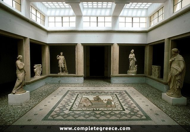 Kos Archaeological Museum - Kos - #Greece