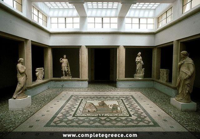 Kos Archaeological Museum - Kos - #Greece