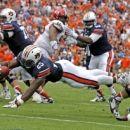 3 SEC teams out Auburn tumbles in AP college football poll (Yahoo Sports)