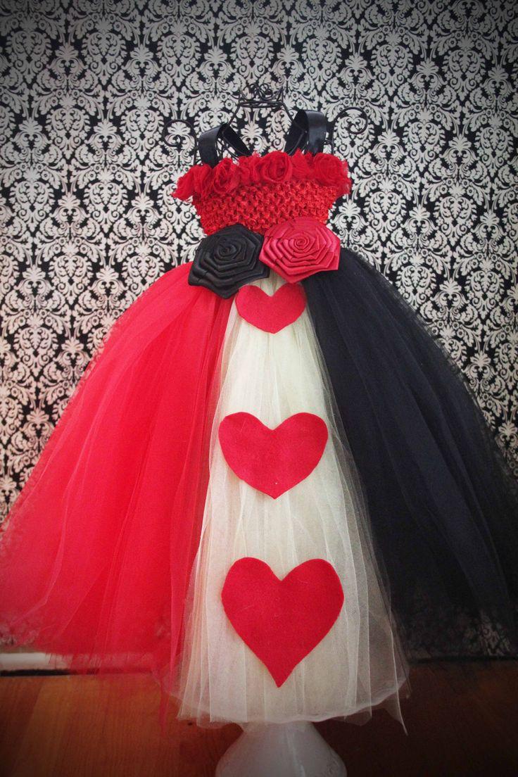 Queen of Hearts Dresses
