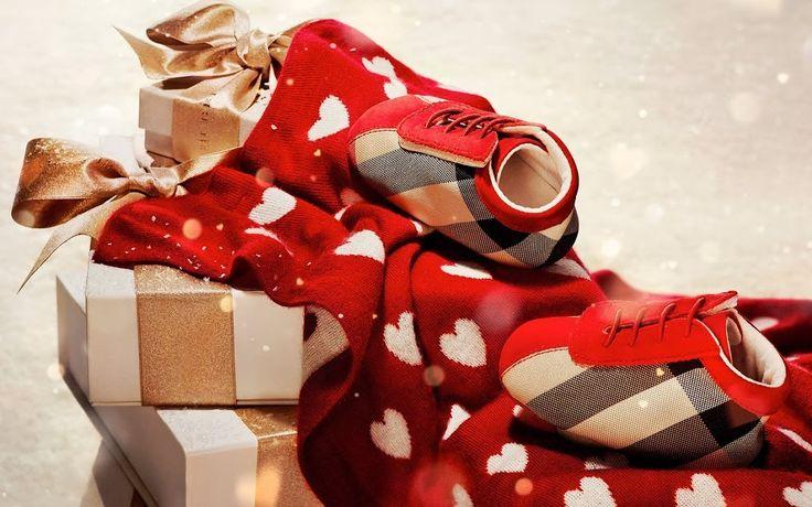 Burberry Christmas 2015
