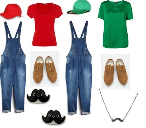 31 october inspiration for the girls halloween dance costume no mustaches for them though - Halloween Costume Ideas Mustache