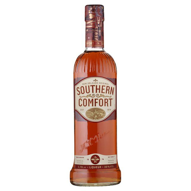 Southern Comfort when it's cool outside