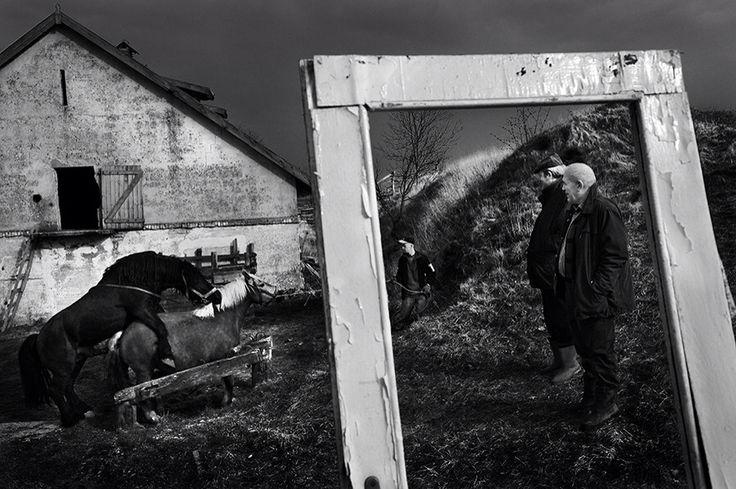 A Stone's Throw - by Tomasz Tomaszewski (1956), Polish