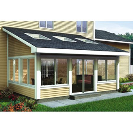 1000 ideas about shed roof on pinterest building a shed Shed with screened porch