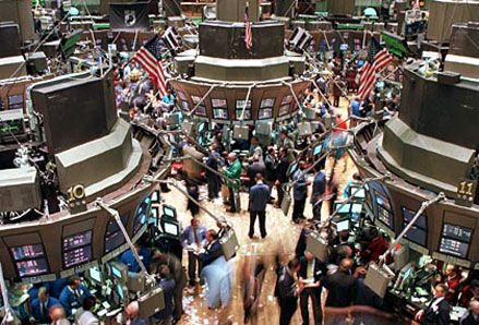 Sueño trabajar en Wall Street