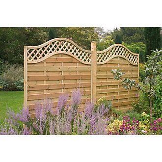 78 best ideas about lattice fence panels on pinterest. Black Bedroom Furniture Sets. Home Design Ideas