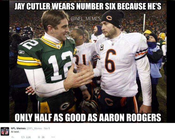 Green Bay Packers Vs Chicago Bears Memes Google Search Green Bay Packers Vs Chicago Bears Chicago Bears Memes Nfl Memes