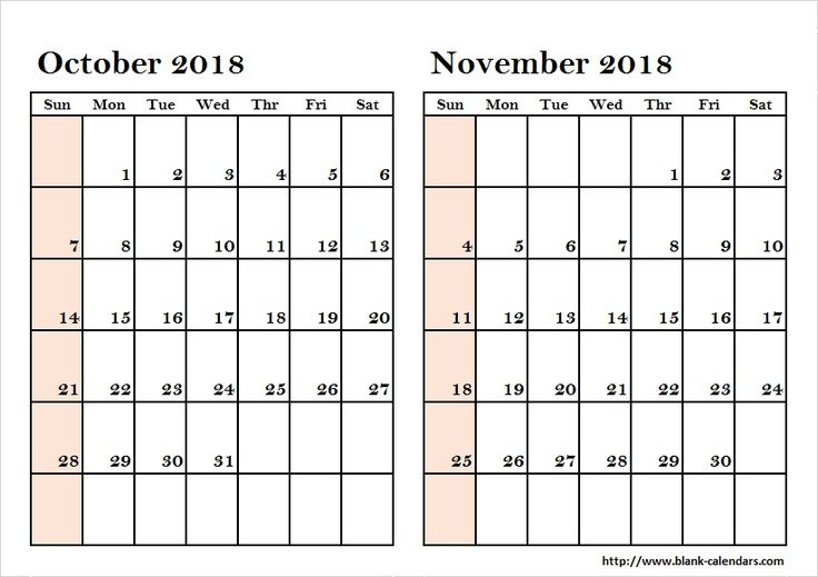 pin by thirty calendrier on october november 2018 calendar