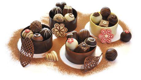The Art of Chocolate - Creative Chocolate Classes