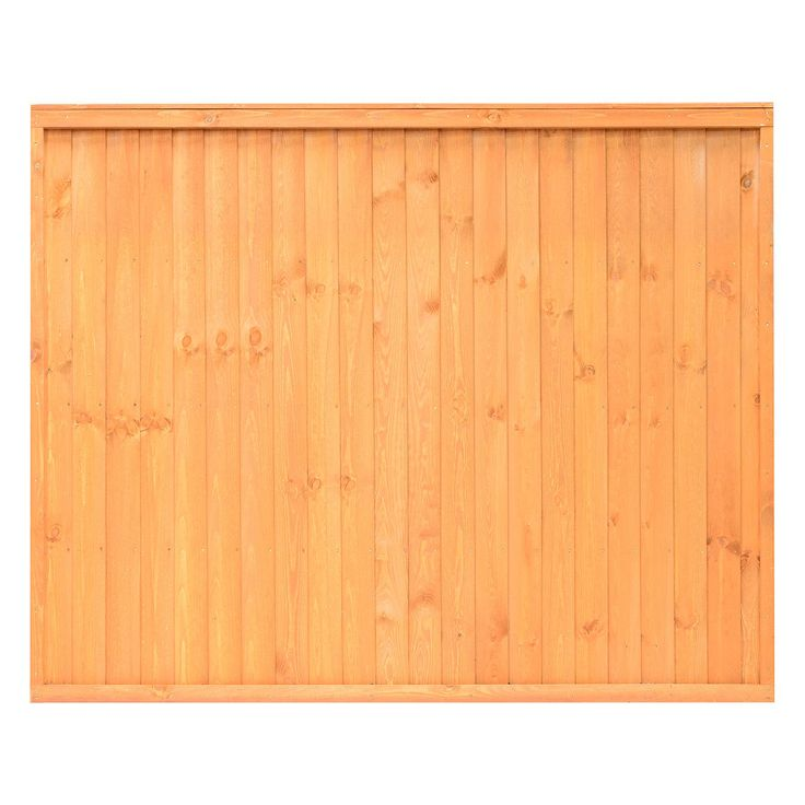 Grange Close Board Traditional Fine Sawn Vertical Slats Fence Panel (W)1.83 M (H)1.5M, Pack of 4 | Departments | DIY at B&Q