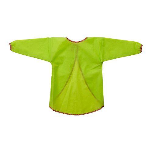 MÅLA Long sleeve apron   - IKEA $4