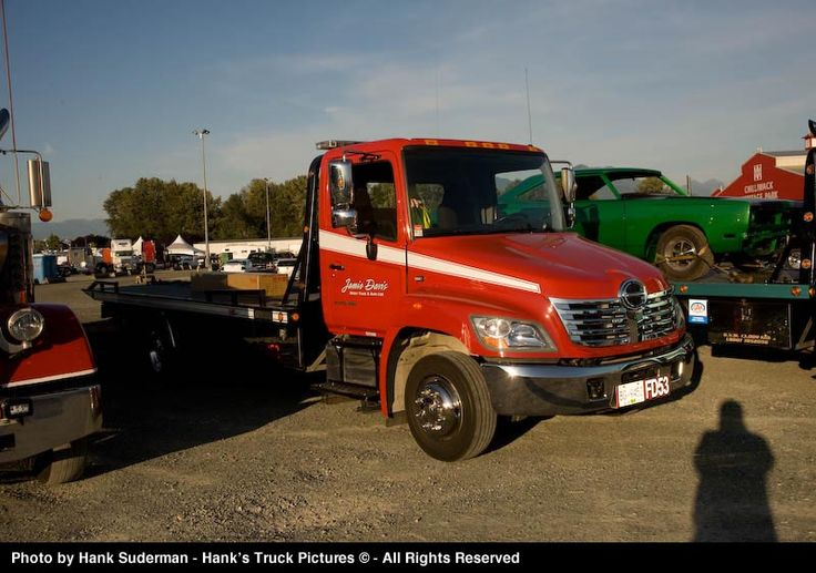 25 best jamie davis towing and recovery images on for Jamie davis motor truck