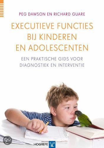 Executieve functies zijn het vermogen om dingen te organiseren, te focussen en impulsen onder controle te houden. Verminderde executieve functies leiden tot problemen met doelgericht gedrag en liggen ten grondslag aan ADHD, autisme en leerstoornissen.