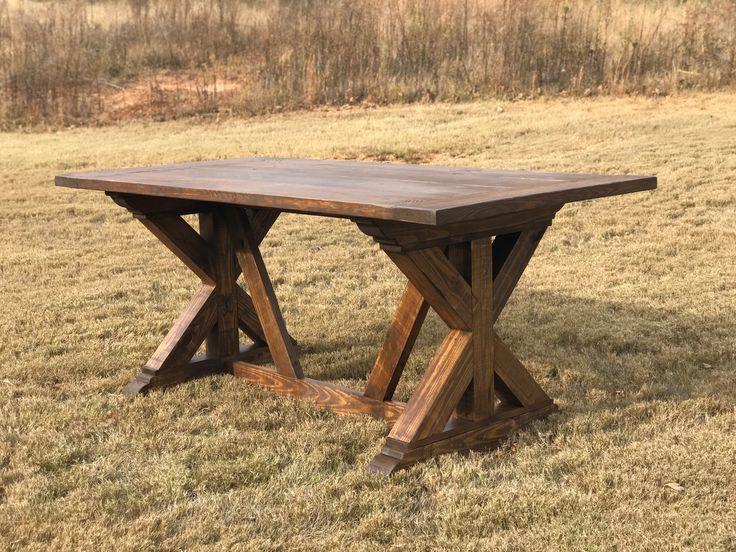 Farmhouse Table X Style Farmhouse