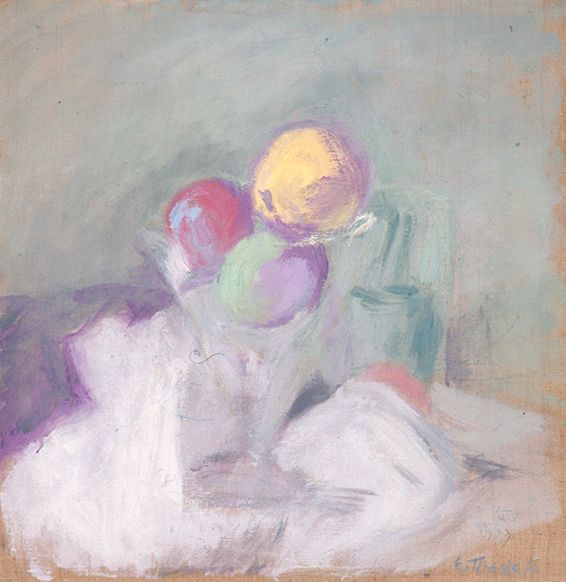 Ellen Thesleff / Nature morte, 1919