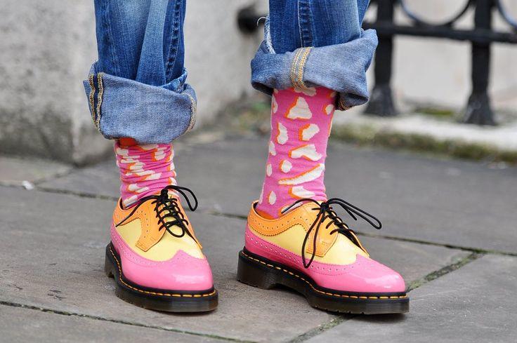 Неделя моды в Лондоне,   часть II. Изображение №14.
