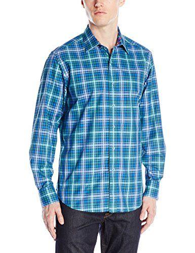 Robert Graham Men's Hermey Long-Sleeve Woven Shirt