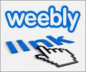 weebly art websites