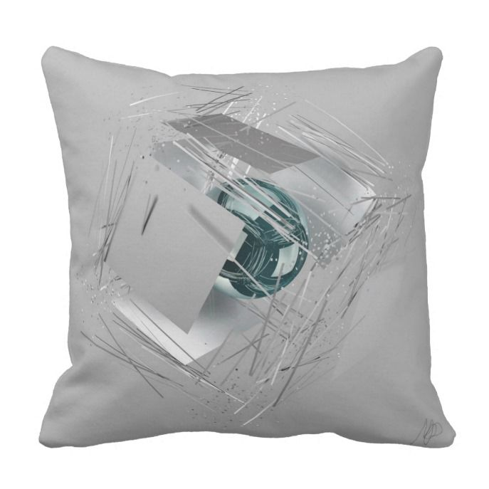 Peal Throw Pillow | | Throw