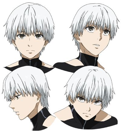 "TV anime ""Tokyo Ghoul"" local oficial"