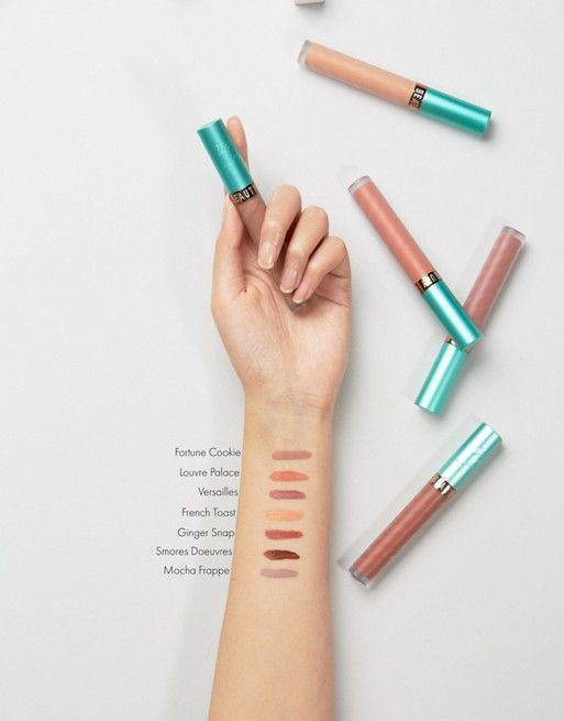 Beauty Bakerie Lip Whips Nudes
