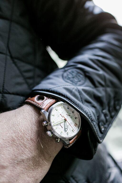 Raidillon chronograph