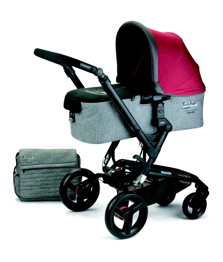 Jane Rider 4 wheel Pram Pram stroller, Stroller, Baby