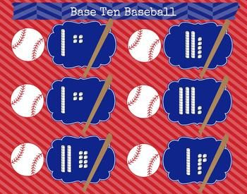 In this activity students will drag the standard form number into the baseball next to the corresponding base ten blocks. There are 2 versions. There is a GOOGLE SLIDES file and there are .jpg files. The .jpg files can be used to create SeeSaw activities, Draw and Tell activities or