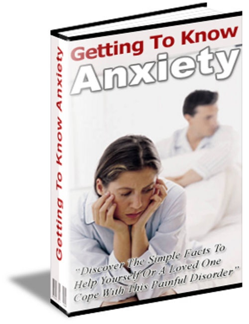 #Anxiety - Getting to Know Anxiety + Bunch of Free eBooks