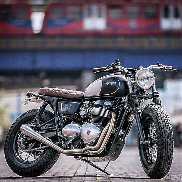 178 besten triumph co bilder auf pinterest motorr der triumph motorr der und cafe racer. Black Bedroom Furniture Sets. Home Design Ideas