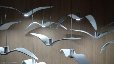 designblok design glass Brokis nightbirds designer Boris Klimek