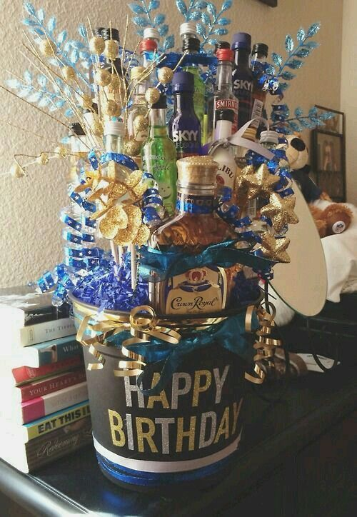 ... birthday gift birthday gift ideas for him birthday basket for him quan
